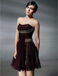Don't know that I could/would wear it, but this is an awesome dress!