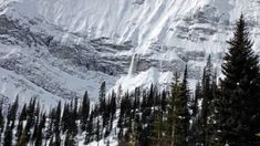 Awesome Footage Of Three Avalanches On Same Mountain Shows Ferocity Of Nature At Work (VIDEO) #Travel #Place #Amazing