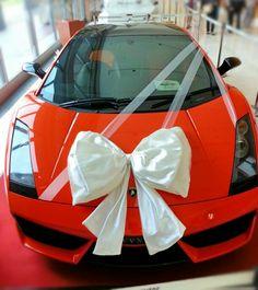 Ready gift.....red Lambo