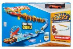 Amazon: Hot Wheels Wall Tracks Boardwalk Blast Track Set Only $8.99 (reg. $18.99)!