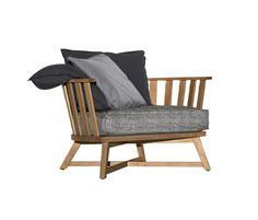 INOUT 707 - Designer Armchairs from Gervasoni ✓ all information ✓ high-resolution images ✓ CADs ✓ catalogues ✓ contact information ✓ find your. Balcony Furniture, Outdoor Garden Furniture, My Furniture, Luxury Furniture, Furniture Design, Chair Sofa Bed, Low Chair, Armchair, Sofa Design