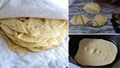 Vláčné domácí tortilly – magnilo