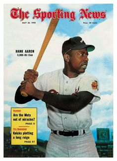 Classic Sporting News covers of Baseball Hall of Famers