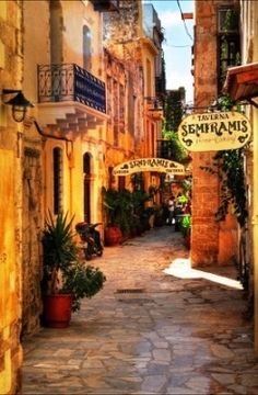 Restaurants in Crete