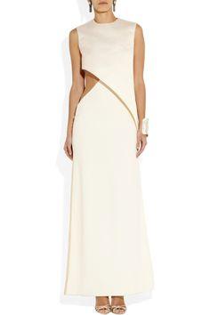 not just another strapless gown--Esteban Cortazar