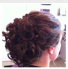 Possible prom hair (: