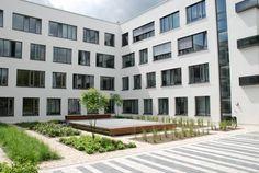 landarchs.com - Public Square Gets Modern Design - Landscape Architects Network