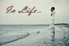 MAKE YOUR LIFE STRATEGY: In Life..