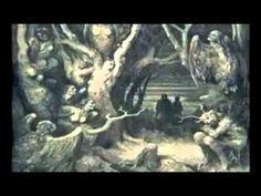 El Infierno,purgatorio y paraiso de Dante.