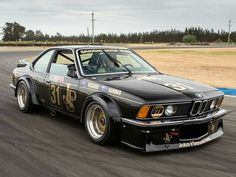 School BMW 635 CSi Australian Touring Car Will Race At Silverstone