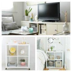 Deco Low cost: estantería Kallax de Ikea   Deco con Sailo - Blog de decoración, DIY, diseño