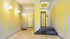 Behind closed doors exists a world of exuberant, symbolic design.