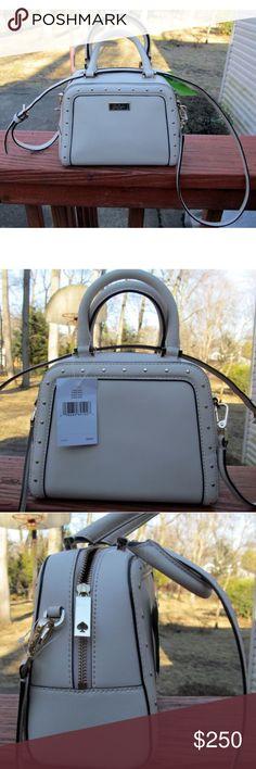 KATE SPADE Small Rocki Helena Street Leather bag KATE SPADE Small Rocki Helena Street Leather bag kate spade Bags