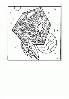Star Trek Coloring Page Coloring Pages of Epicness Pinterest