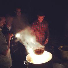 Hosting a Crawfish Boil
