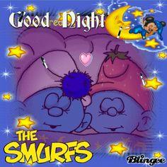 the smurfs !!!!!