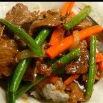 Spicy Orange Beef Recipe