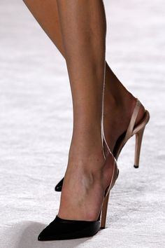 Zapatos de mujer - Womens Shoes - Giambattista Valli Haute Couture Spring 2014 _