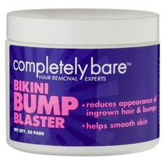 Bikini Bump Blaster - 50 Pads