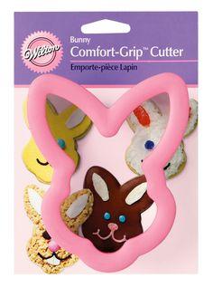 Wilton Comfort-Grip Bunny Cookie Cutter
