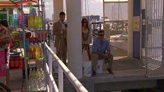 "Burn Notice 2x09 ""Good Soldier"" - Michael Westen (Jeffrey Donovan), Fiona Glenanne (Gabrielle Anwar) & Sam Axe (Bruce Campbell)"