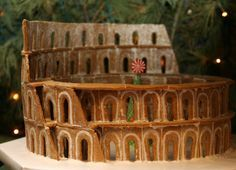 Image result for rome gingerbread house