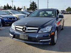 2012 Mercedes-Benz C250 Toronto