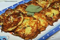 Here is a low carb twist on traditional potato pancakes and latkes! If you love spaghetti sqaush, you're in for a treat! Print Sage & Spaghetti Squash Pancakes  Ingredients 1 medium spaghetti squash Olive oil, for drizzling Salt and pepper ¼ cup thinly sliced green onions ¼ cup finely chopped parsley 5 sage leaves, …