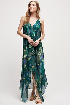 Palm Island Scarf Dress - anthropologie.com