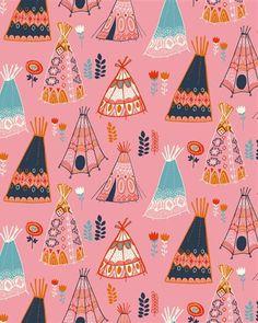 print & pattern: FABRICS - miriam bos