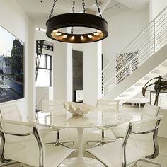 White contemporary decor 1