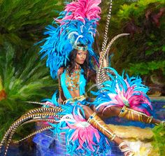 Yuma Costumes for Trinidad Carnival 2015 - Carnival Info