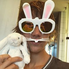 Remember when i said easter isnt about bunnies... well i lied