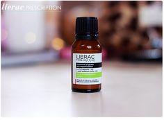 Alina Rose Makeup Blog: Na niedoskonałości: punktowy KWC czyli Lierac Prescription.