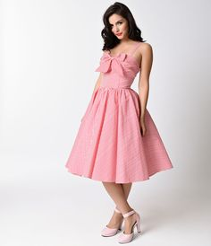 1950s Style Dresses Pinup Swing