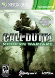 Call of Duty 4: Modern Warfare Game of the Year Edition - Xbox 360, Multi, 84078 / 83399