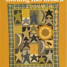 Morning has Broken Quilt by Jan Patek
