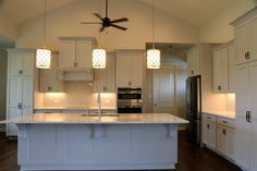 Brad Moore Builders Custom Kitchen