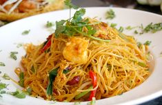Chow is stir fry, mai fun is a thin type of noodles, chow mai fun is flexible prepared with veggies and pork, mixed with noodles in the wok. Ingredients 300g cabbage 50g rice noodles. Soaked in water for 1 hours…