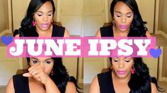 JUNE IPSY 2015 #ipsybag