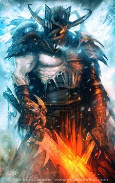 Demon knight 4 by mlappas.deviantart.com on @deviantART