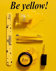 Beauty Story: This Summer Be Yellow