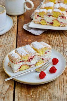 Italian Cookie Recipes, Pastry Recipes, Baking Recipes, French Recipes, French Desserts, Lemon Desserts, Sweet Pastries, French Pastries, Winter Desserts