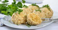 La comida típica de Alemania: el nudel o Knödel Alemania Comida हमारे ब्लॉग का उपयोग अधिक जानकारी Time To Eat, Baked Potato, Potato Salad, Cauliflower, Diet Recipes, Good Food, Food And Drink, Vegetables, Cooking