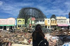 Japan's 'Nara Dreamland' Tried To Copy Disneyland, But Instead Turned Into An Abandoned And Terrifying Wasteland Abandoned Theme Parks, Abandoned Amusement Parks, Abandoned Places, Carnivals, Nara, Vaulting, Roller Coaster, Disneyland, Landscapes