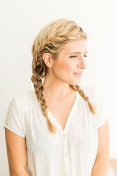 nice Как сделать стильные прически с косами? (50 фото) — Модные укладки и интересные идеи