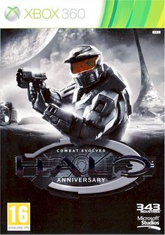 """Combat Evolved Anniversary is a spectacularly remastered version of the original """"Halo"""" campaign, created in celebration of the 10th anniversary of one of the most beloved franchises in gaming history."""