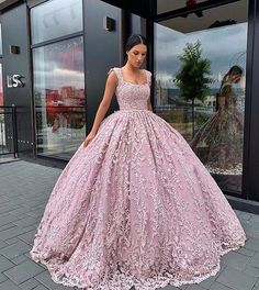 Recommended you read finalized quinceanera dresses Sweet 16 Dresses, 15 Dresses, Ball Dresses, Pretty Dresses, Formal Dresses, Pink Ball Gowns, Quince Dresses, Mode Outfits, Stylish Outfits