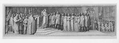 Andrea Appiani: l'incoronazione di Napoleone a re d'Italia in Duomo (1805)