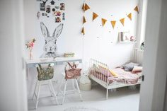 A Lovely Shared Room for Three Girls - Petit & Small